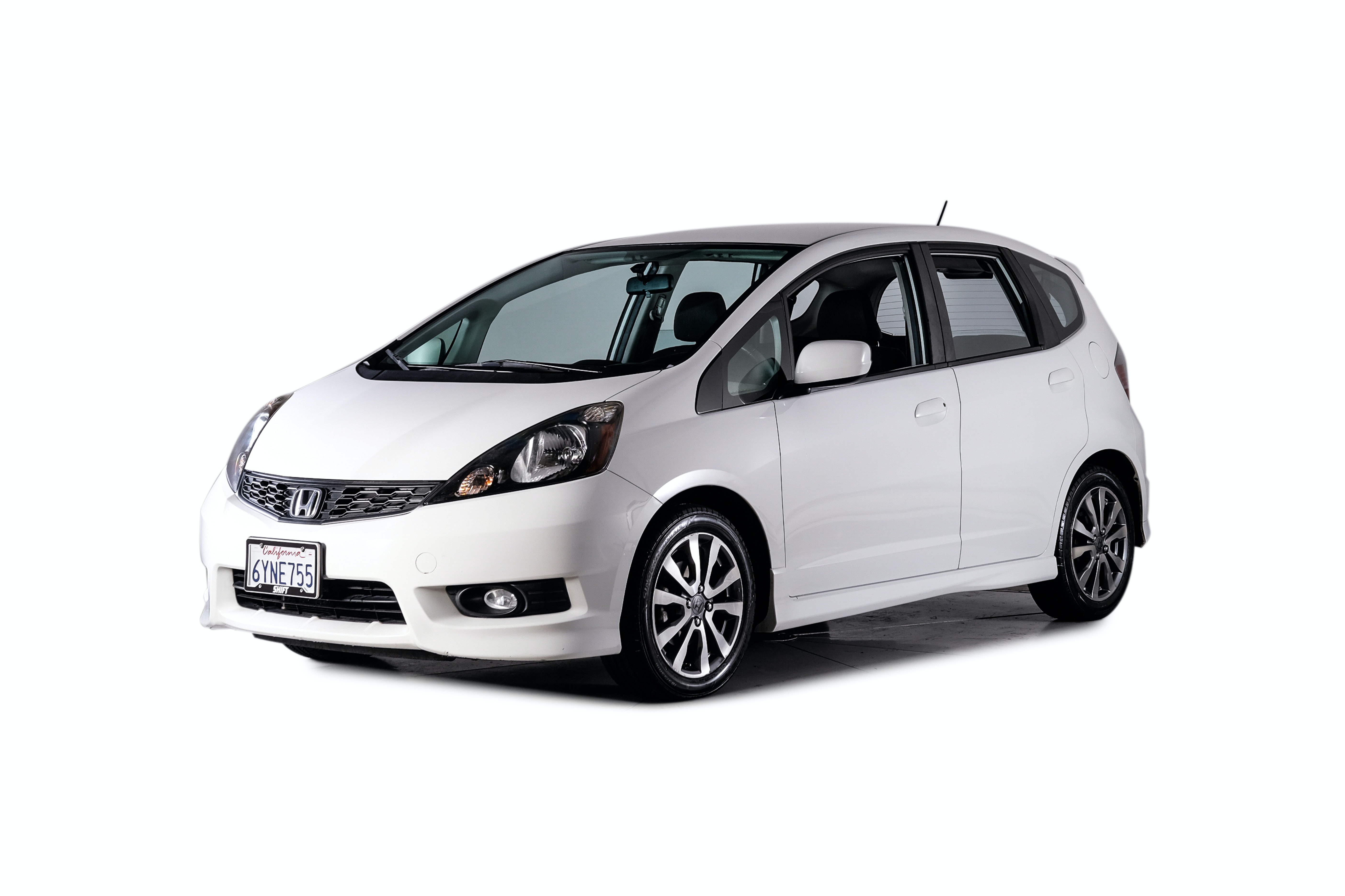 Buy A Used 2013 Honda Fit Sport | Shift