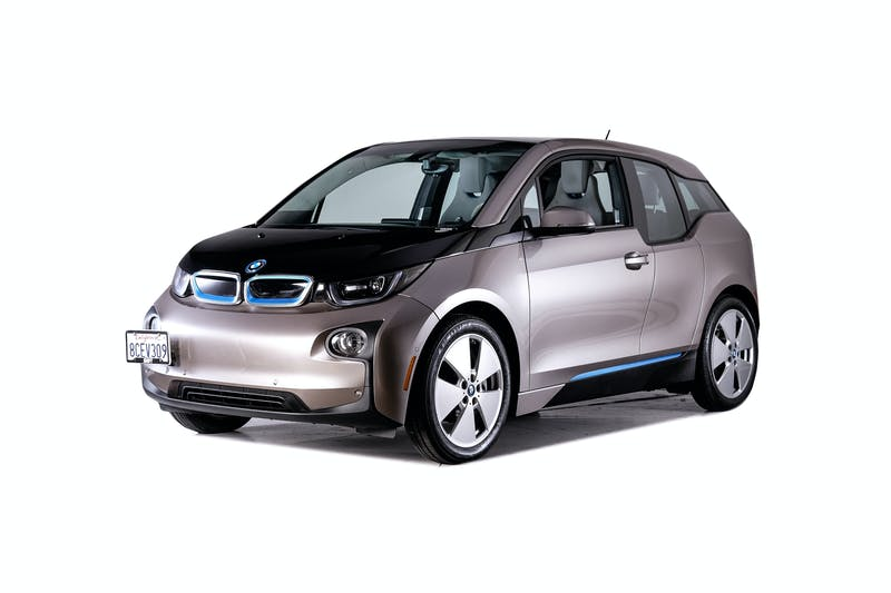 Buy A Used 2014 Bmw I3 Shift