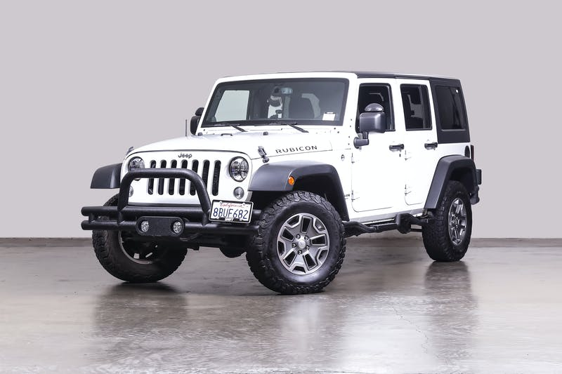 Jeep Connectivity Group >> 2014 Jeep Wrangler Unlimited Rubicon