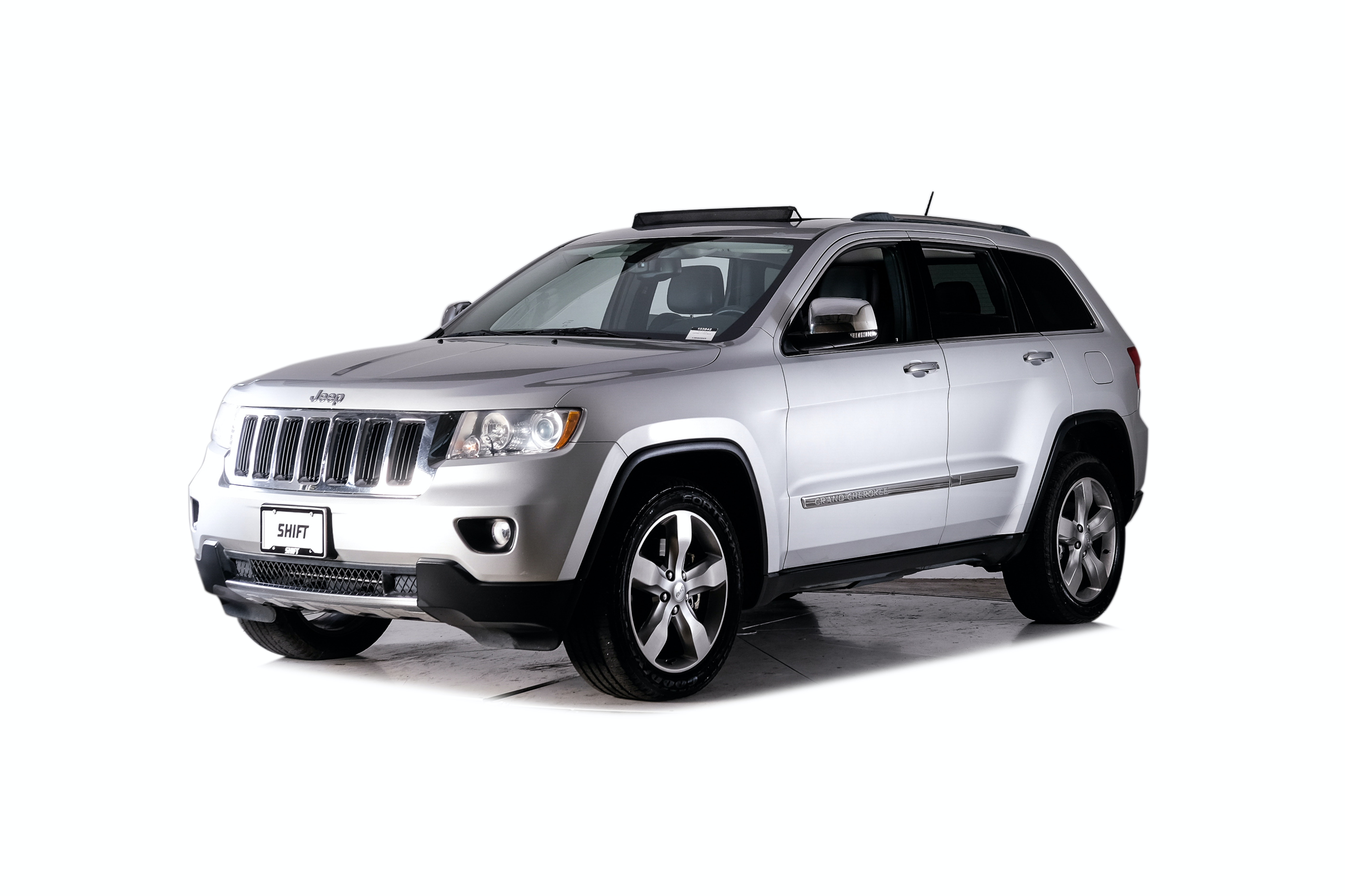 Buy A Used 2012 Jeep Grand Cherokee Limited | Shift
