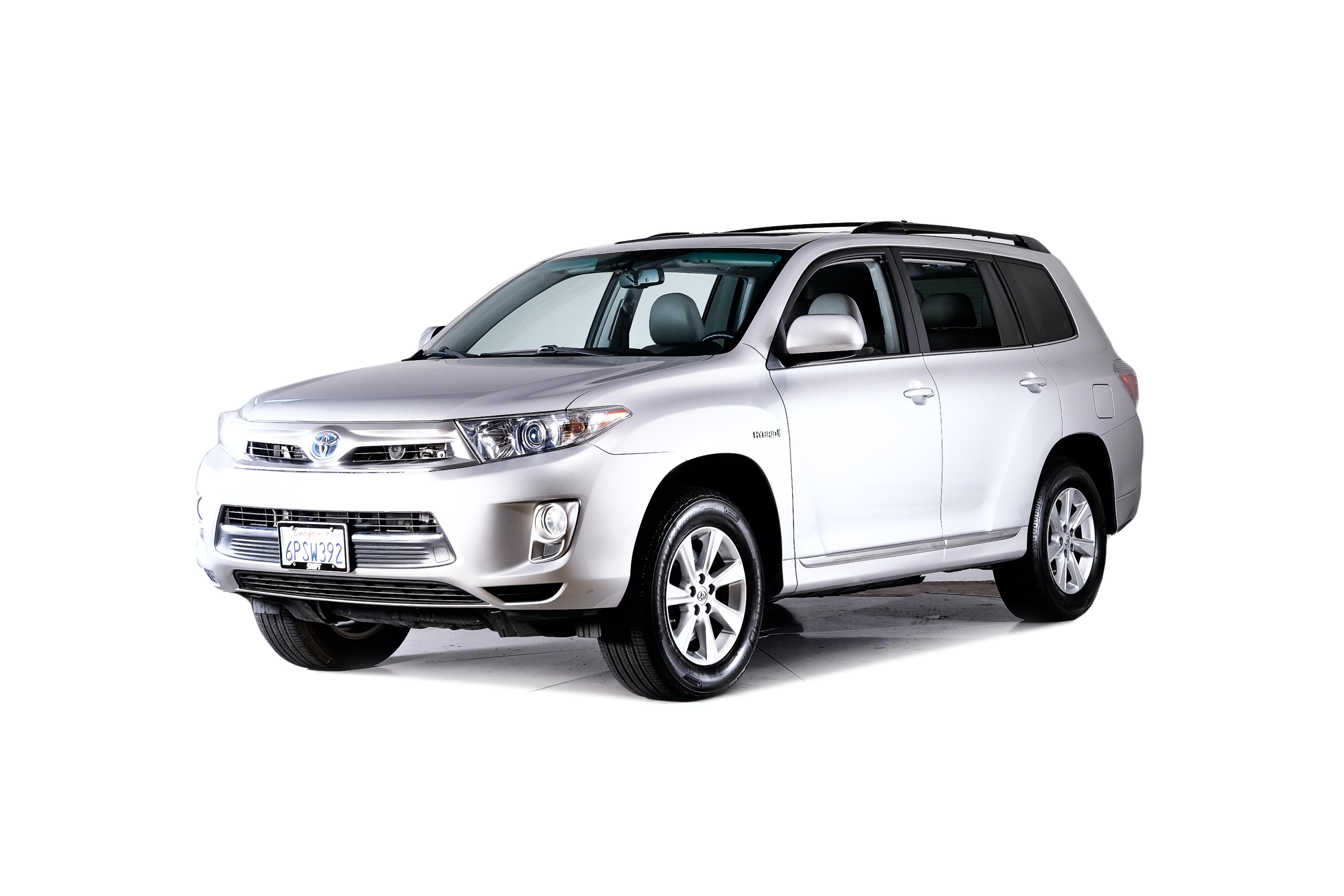 Buy A Used 2011 Toyota Highlander Hybrid | Shift