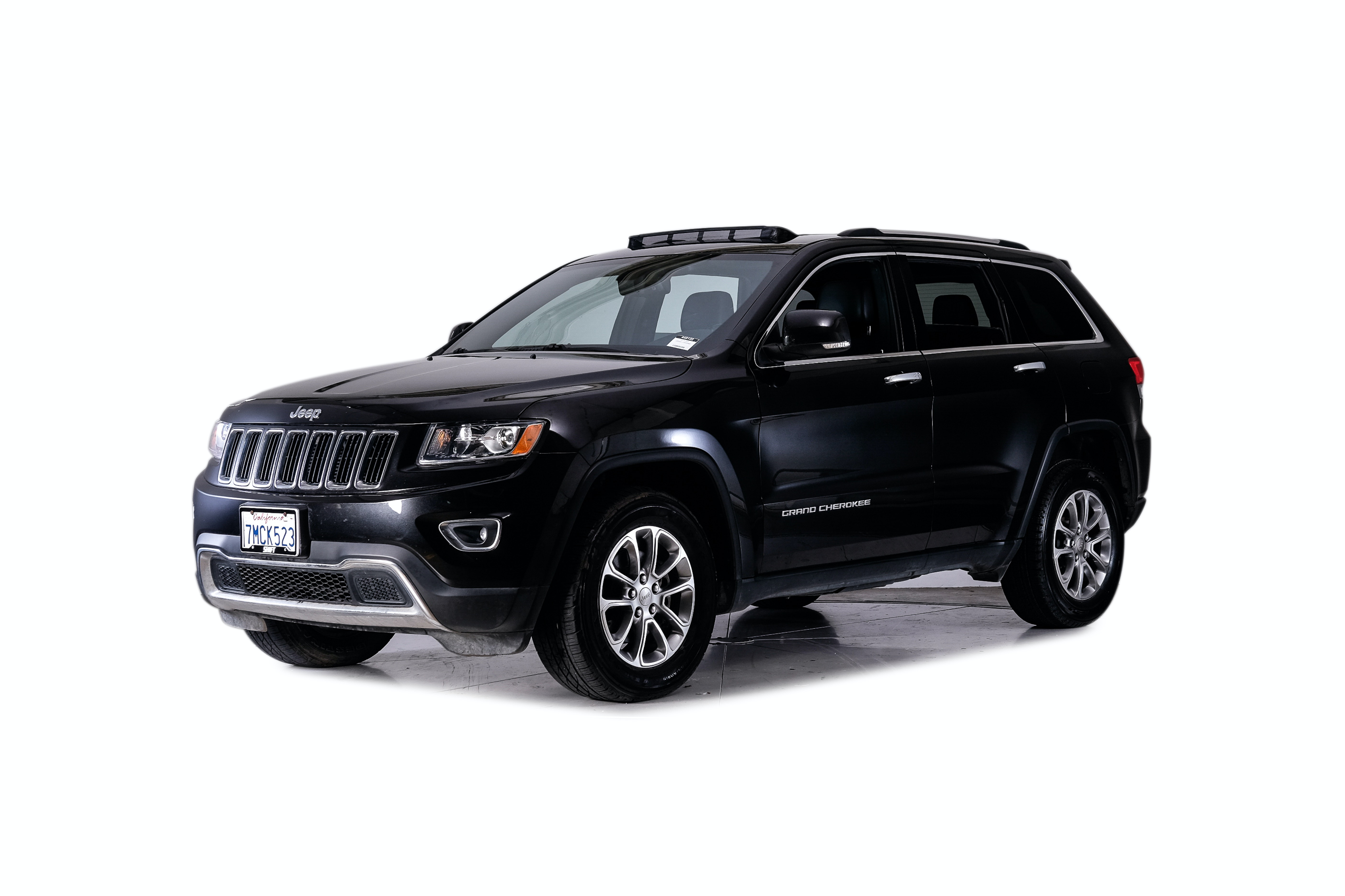 Buy A Used 2014 Jeep Grand Cherokee Limited | Shift