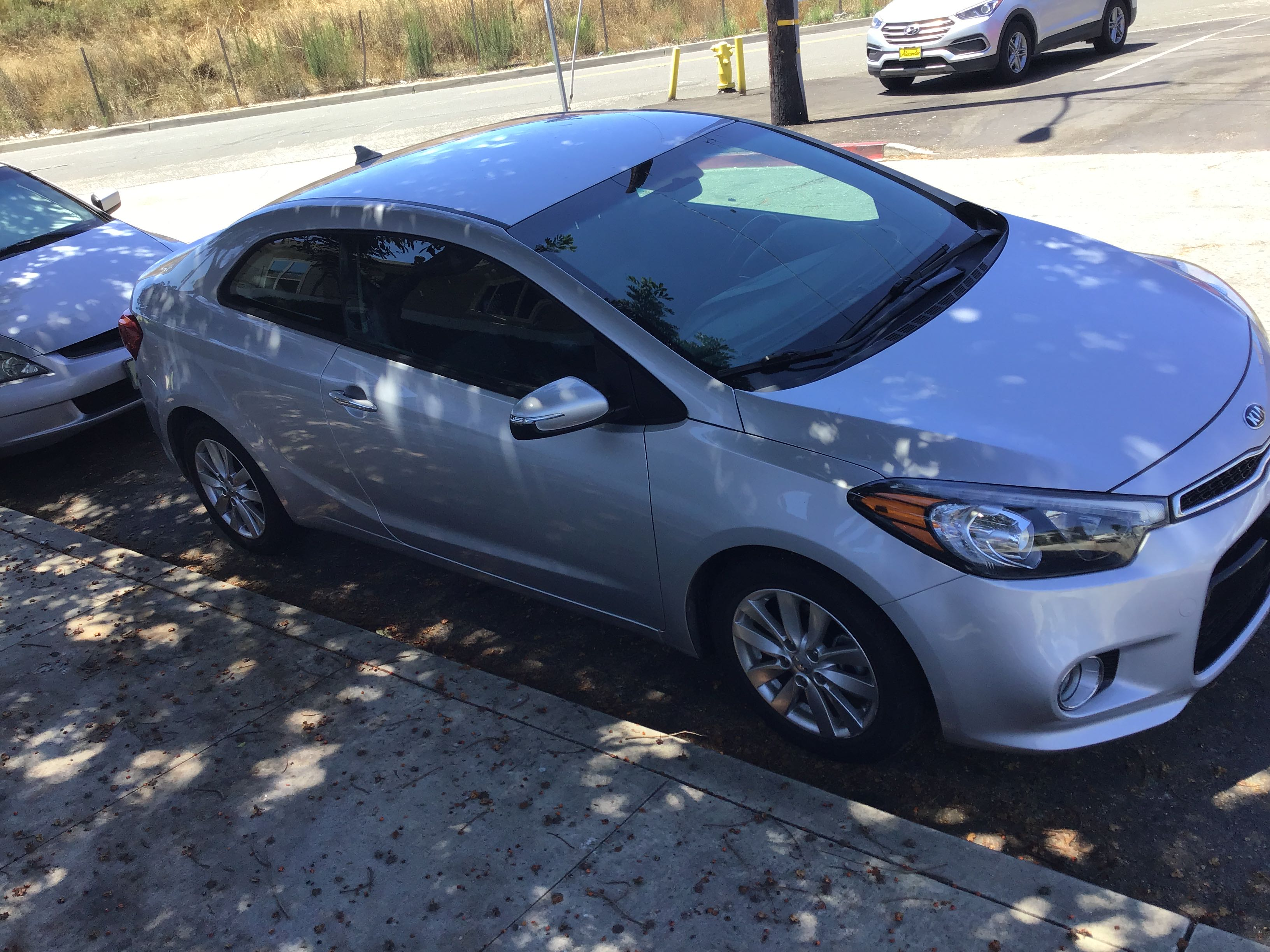 Buy A Used 2016 Kia Forte Koup Ex Shift