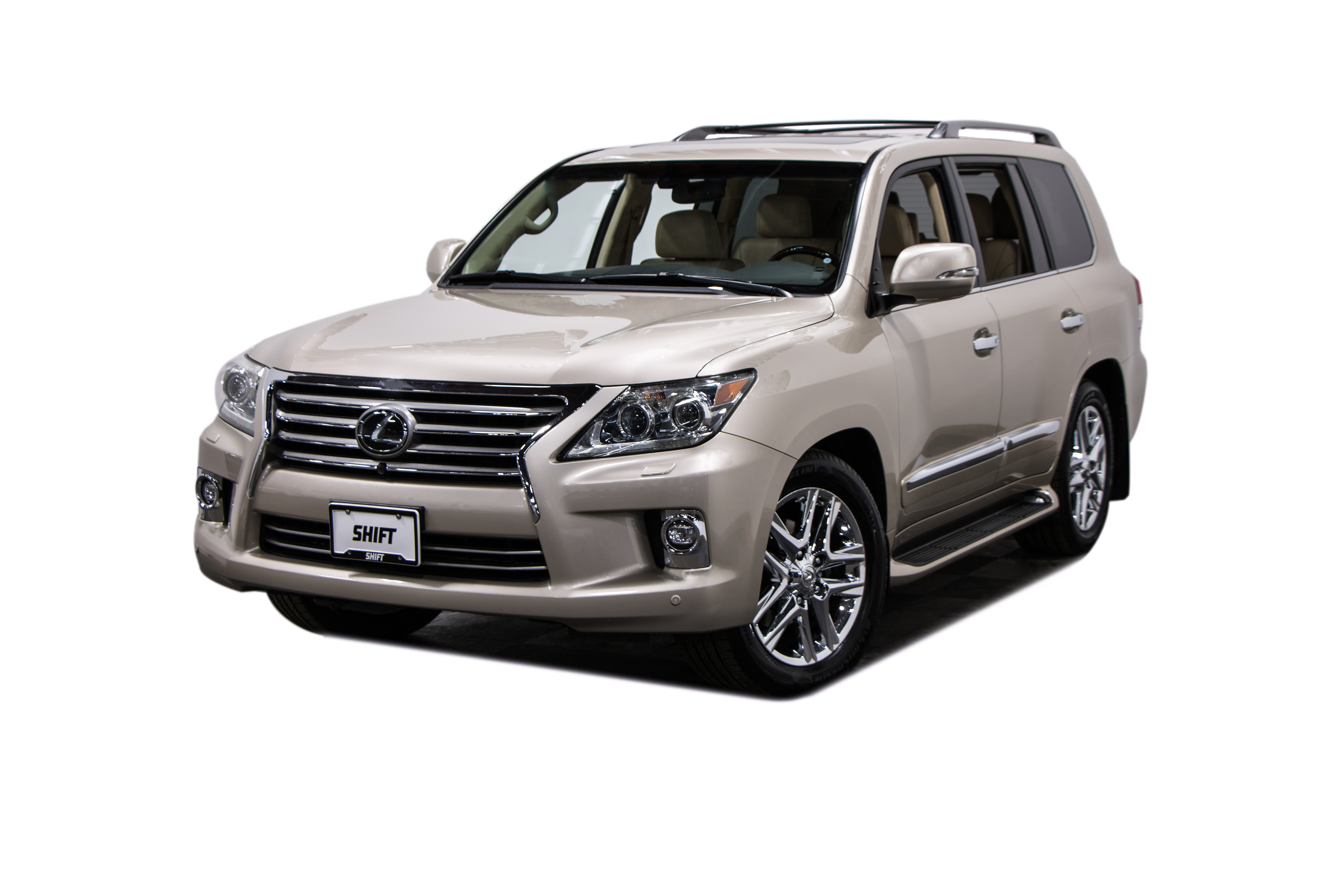 Buy A Used 2014 Lexus Lx 570 Shift
