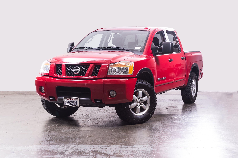 2010 Nissan Titan PRO-4x